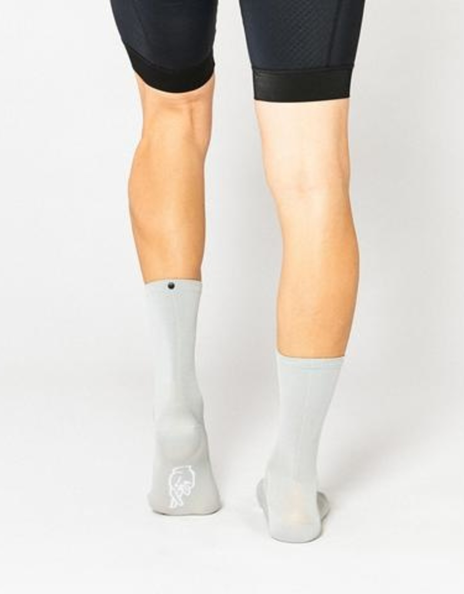 Fingerscrossed Cycling socks Classic Collection Silver Grey
