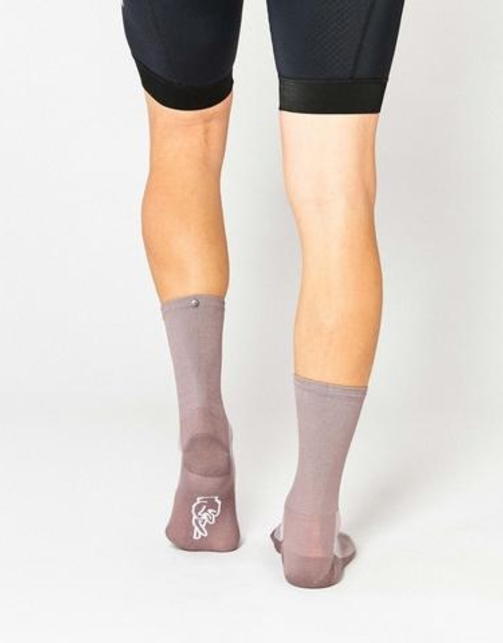 Fingerscrossed Cycling socks Classic Collection Powder