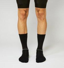 Fingerscrossed Merino Cycling Socks - Black