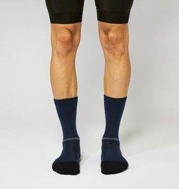 Fingerscrossed Merino Cycling Socks - Navy