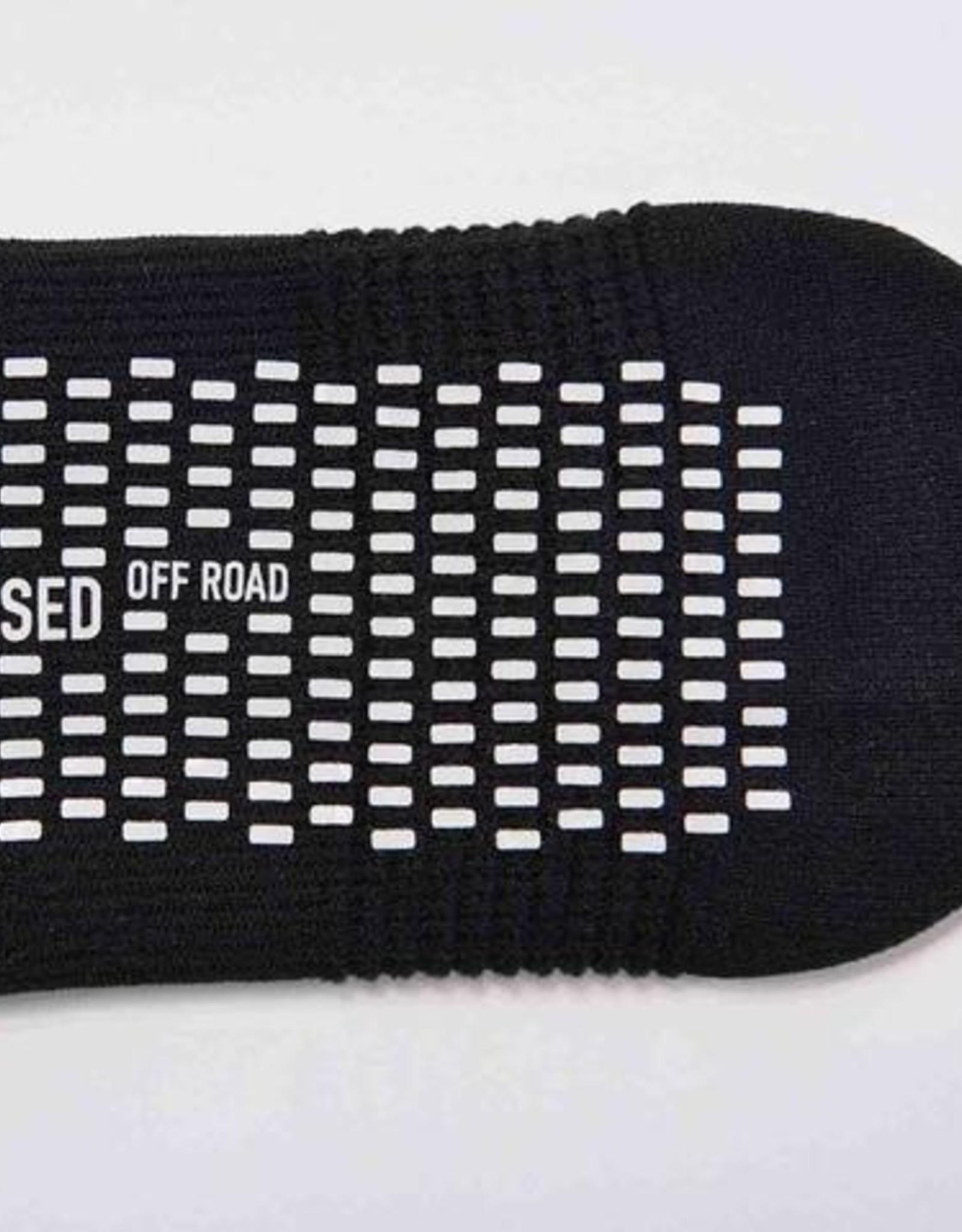 Fingerscrossed Off Road Fietssokken - Zwart