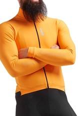 Black Sheep Cycling Men's Elements Thermal Jersey - Orange