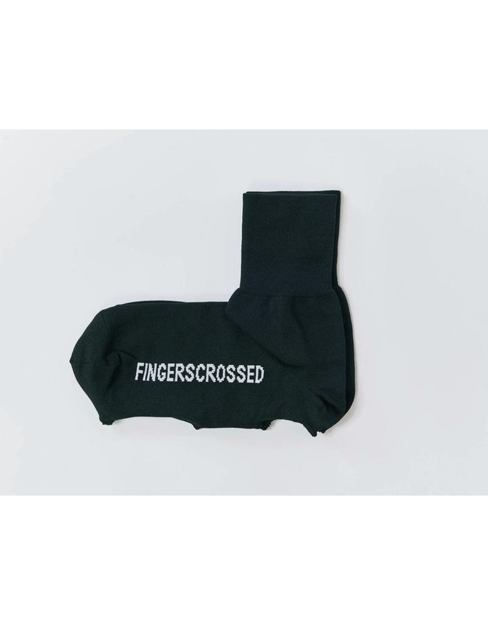 Fingerscrossed Oversocks - Black