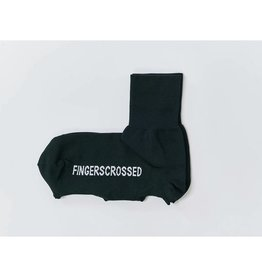 Fingerscrossed Oversocks - Black