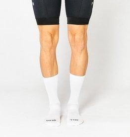 "Fingerscrossed Cycling socks ""Hell yeah"" 1.0 - White #666"