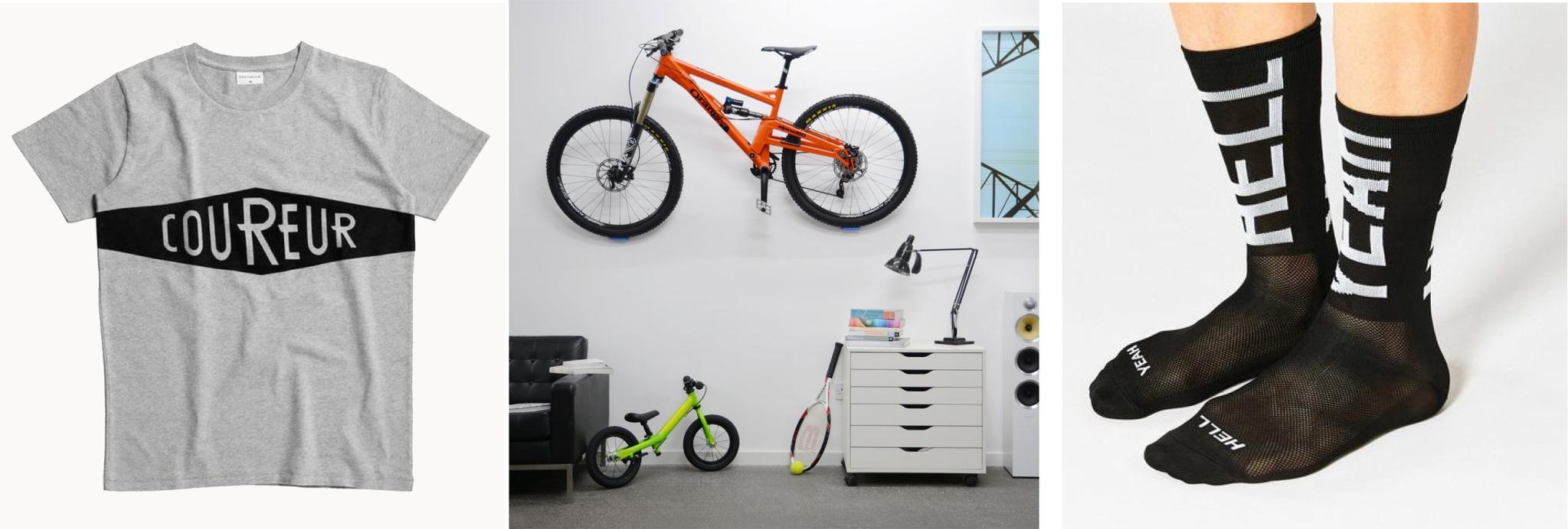 grote kleine en originele cadeaus voor een fietsliefhebber