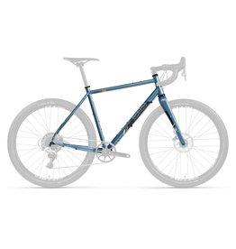 Bombtrack Hook EXT frameset - glossy metallic blue