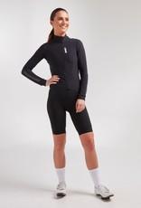 Black Sheep Cycling Women's Elements LS Thermal Jersey - black