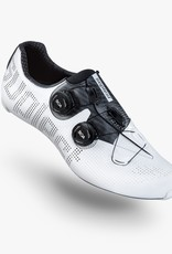 Suplest Cycling Shoes EDGE+ Road Pro - white/black