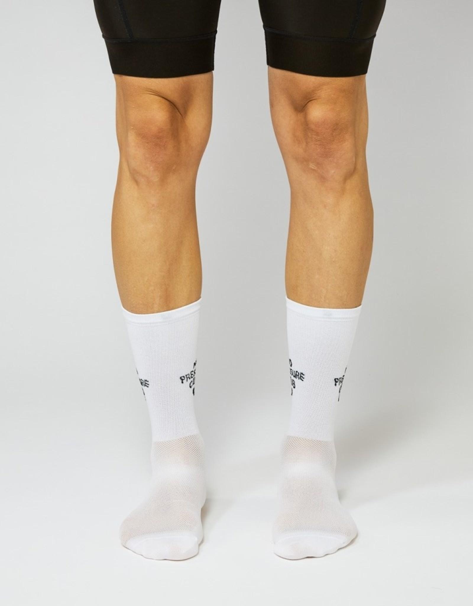 "Fingerscrossed Cycling Socks ""No Pressure Club"""