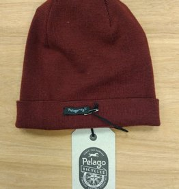 Pelago Light Beanie Dark Berry