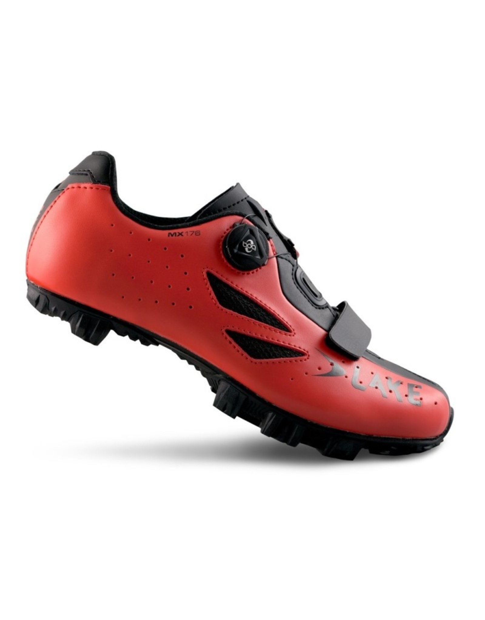 MX176 - rood/zwart