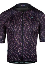 """Biehler Technical Cycling Jersey """"Needles-N-Pins"""" with short sleeves"""