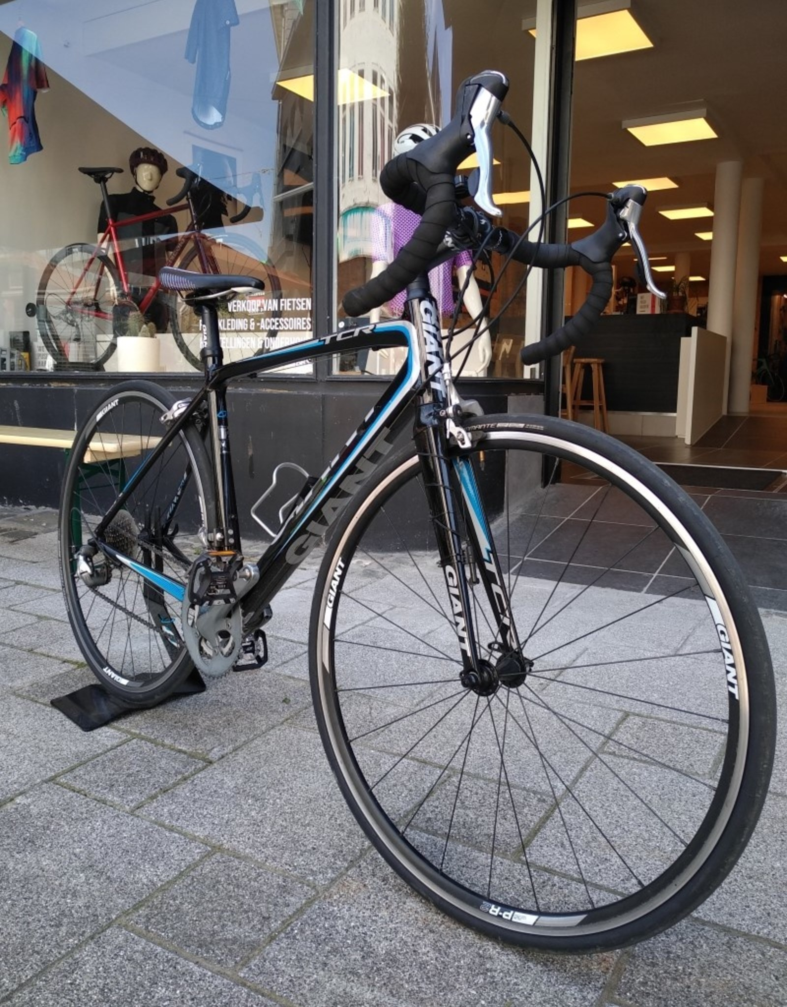 Race bike TCR aluminium - Size medium
