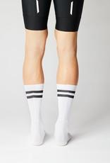Fingerscrossed Aero Stripes - White