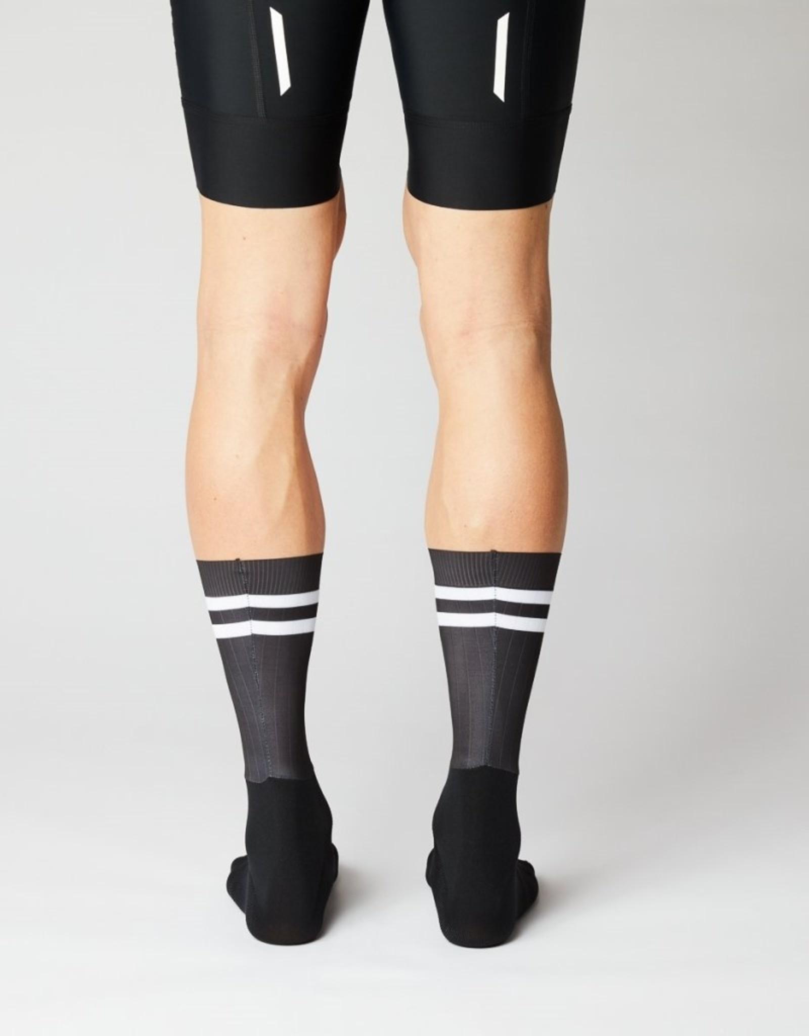 Fingerscrossed Aero Stripes - Black