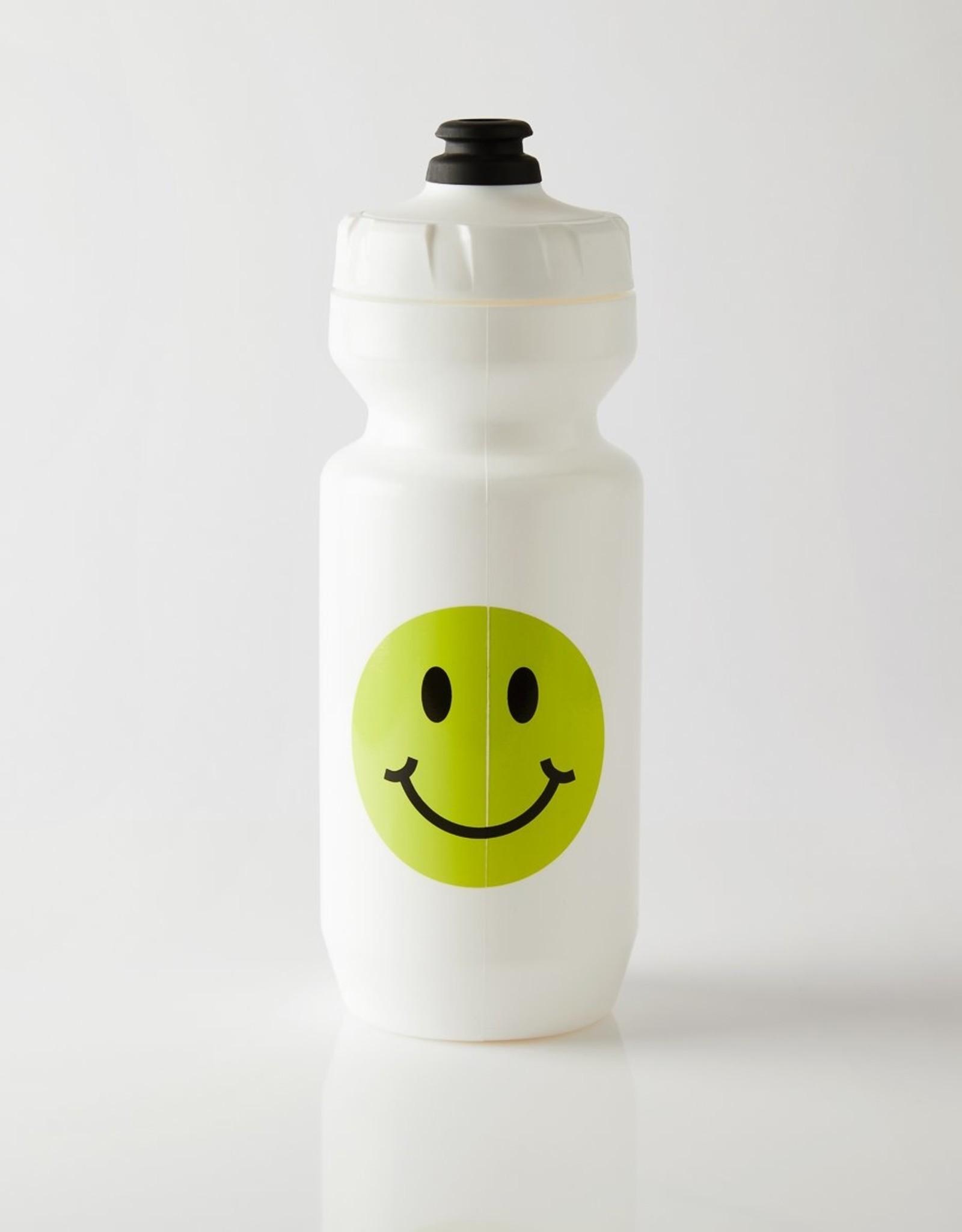 Fingerscrossed Bidon - smiley white