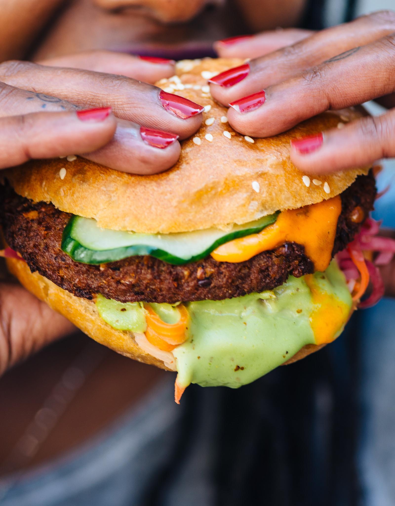 Jack Bean Ultimate Burger - 4 st