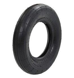 vidaXL Kruiwagenband 3.50-8 4PR rubber
