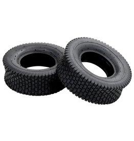 vidaXL Kruiwagenbanden 2 st 13x5.00-6 4PR rubber