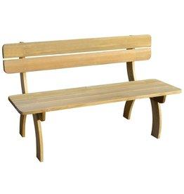 vidaXL Tuinbank 150 cm geïmpregneerd grenenhout