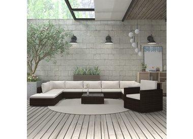 11 delige lounge set