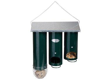 Voedertafels voor vogels