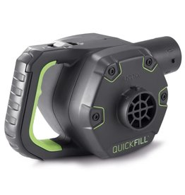 Intex Luchtpomp elektrisch oplaadbaar Quick-Fill 66642