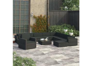 12-delige lounge set
