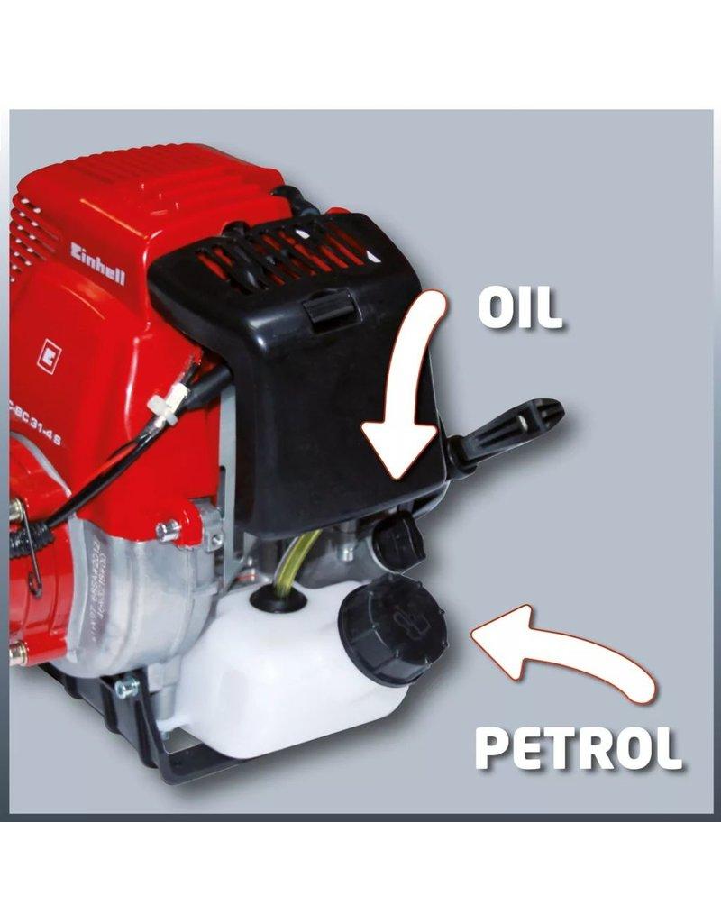 2-in-1 benzine Grastrimmer GC-BC 31-4 S 700 W 3436500