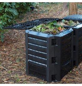 Compostbak zwart 1200 L