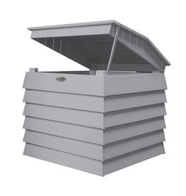 composter (grijs) CF44G
