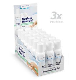 Cobeco Pharma Cobeco Hygienic Hand gel (3 x 18 x 100ml)
