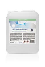 Cobeco Pharma Cobeco Disinfect Handalcohol Sanitizer 5ltr  (Desinfecterende handalcohol) - Dispenser Refill (nl/en)
