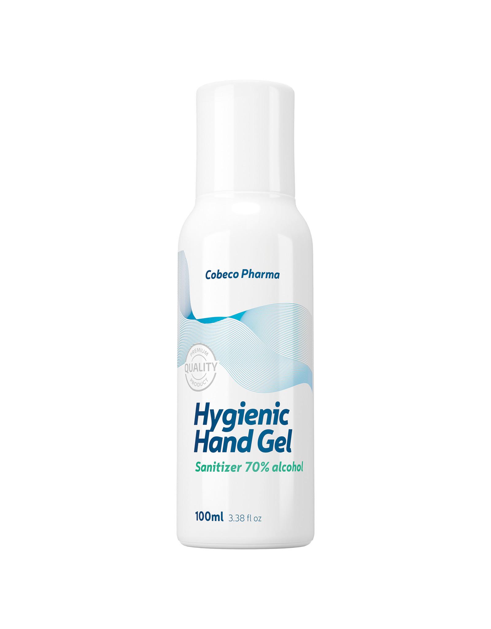 Cobeco Pharma Cobeco Hygienic handalcohol gel (Desinfecterende handalcohol) (70%alc.)