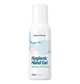 Cobeco Pharma Cobeco Hygienic handalcohol gel 100ml (Desinfecterende handalcohol)