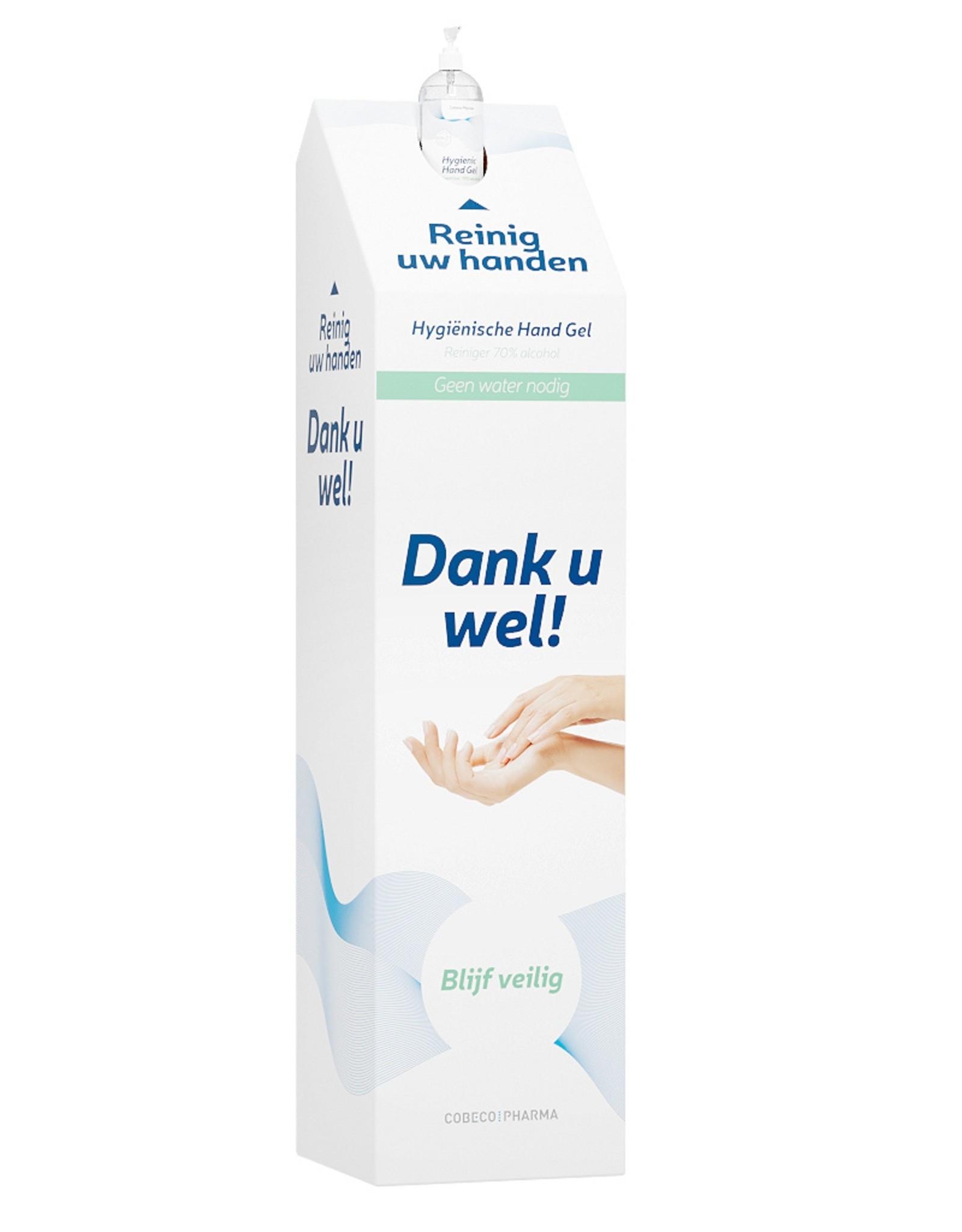 Cobeco Pharma Dispenser Zuil (nederlands)