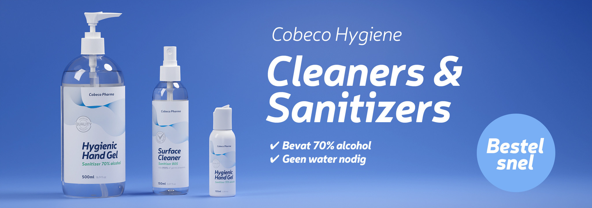 Cobeco Cleaners
