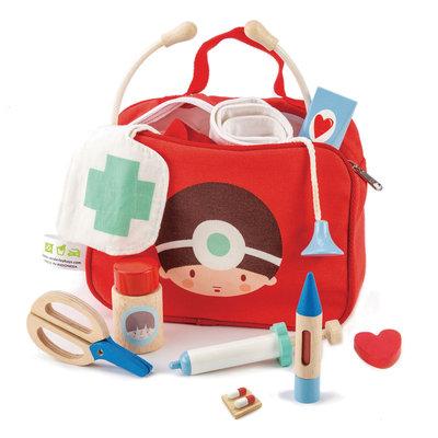 Tender Leaf Rood verpleegsterstasje
