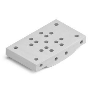 Modu Modu blok gebogen basis