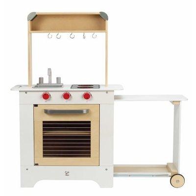 Hape Cook 'n Serve keukentje