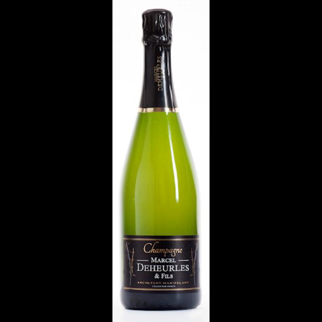 Champagne Marcel Deheurles Brut Réserve - Récoltant-Manipulant  - Celles-sur-Ource - Frankrijk