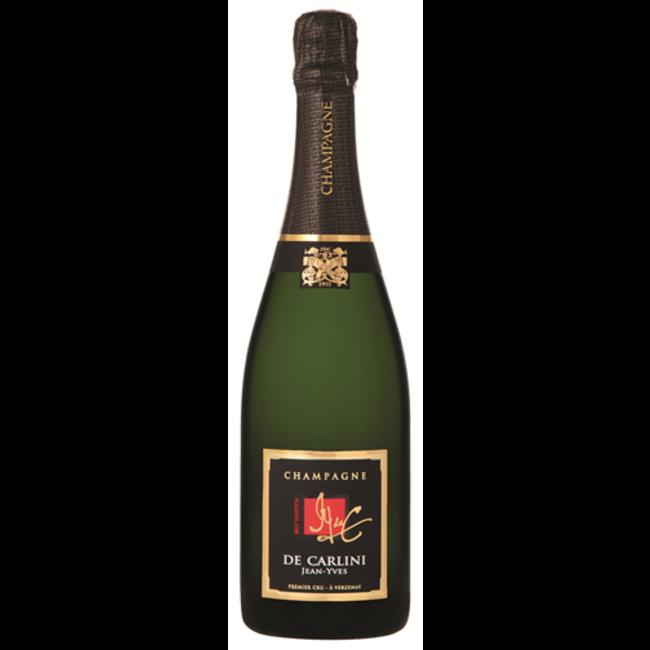 Champagne Jean de Carlini 1er brut 'Tradition'  - Montagne de Reims – France