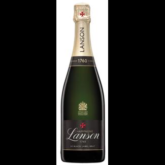 Champagne Lanson  « Le Black Label Brut »