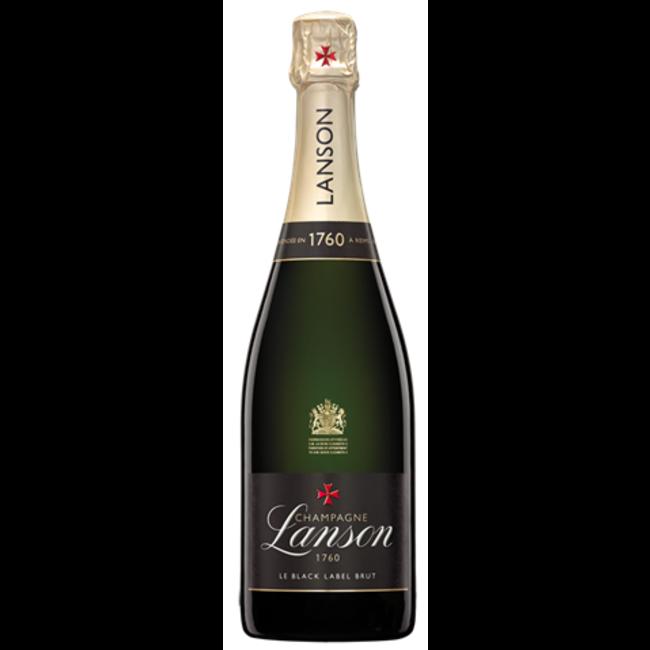 Champagne Lanson  « Le Black Label Brut »  - Montagne de Reims - Frankrijk