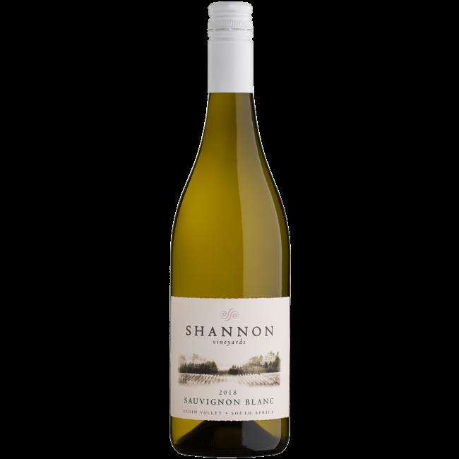 Sanctuary Peak Sauvignon Blanc - 2019 - Shannon Vineyards - Zuid-Afrika