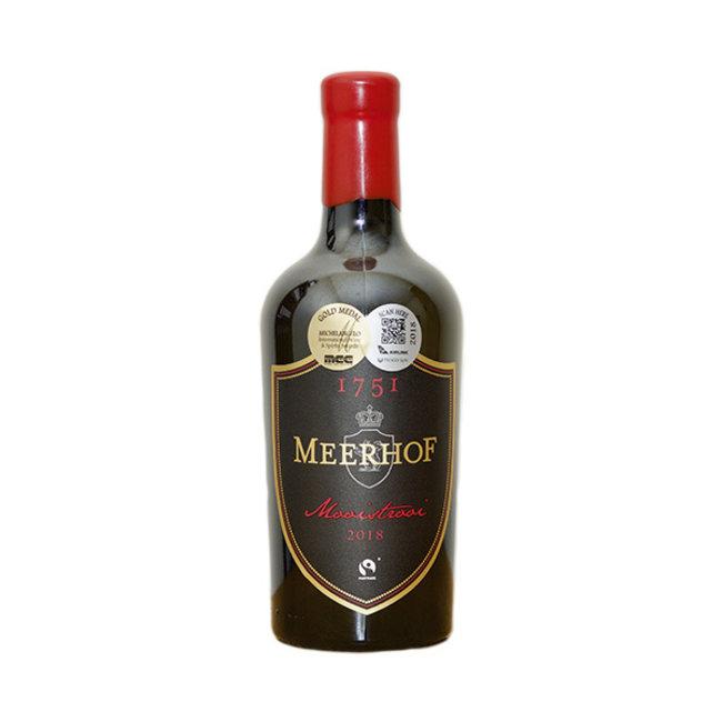 Mooistrooi 2018 - Meerhof Private Cellar - Swartland - Zuid-Afrika