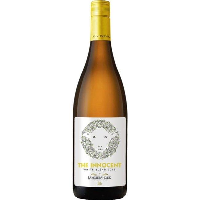 The Innocent White Blend 2018 Chenin/Viognier/Sauvignon Blanc (CVS) - Lammershoek - Swartland - Zuid-Afrika