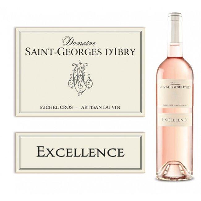 2020 - Excellence Rosé - Saint-Georges d'Ibry - IGP Côtes De Thongue - Languedoc - Frankrijk