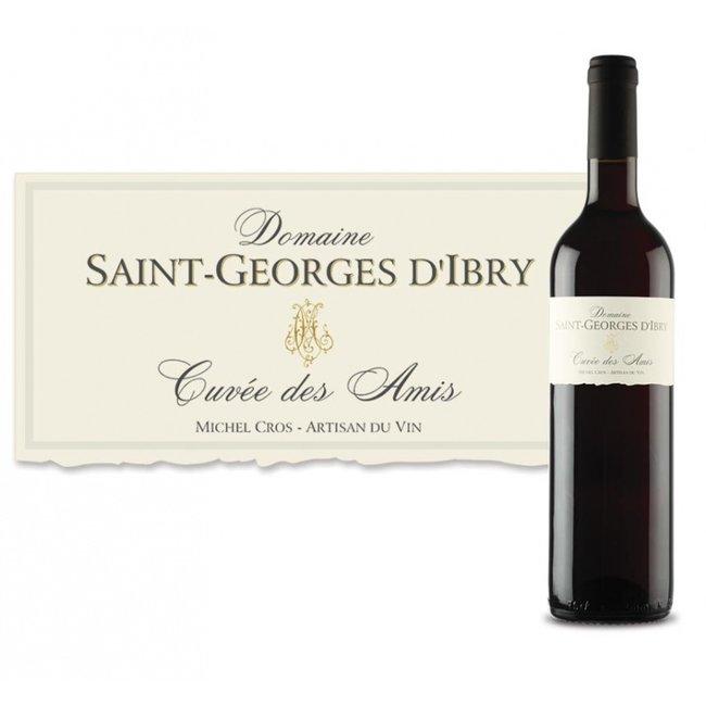 Cuvée des Amis Rouge Saint-Georges d'Ibry 2019 - IGP Côtes de Thongue - Languedoc - Frankrijk